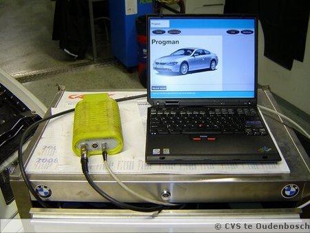 Onze storing & diagnose apparatuur