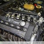 BMW 6 cilinder motor