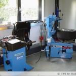 Onze banden / velgen apparatuur