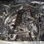 E65 730D schade door kapotte klep