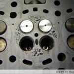 E65 730D kop tijdens reparatie