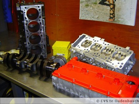 E30 M3 motor revisie