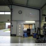Onze werkplaats