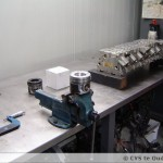 E65 730D installatie nieuwe zuiger