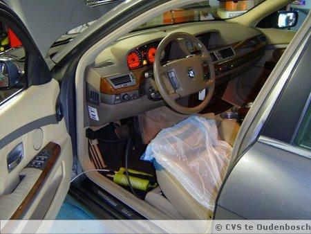 Uitleesapparatuur van BMW