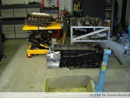 Motor revisie